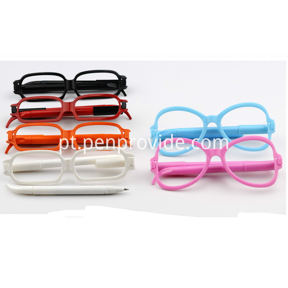 Promotion Fashion Eyeglass Shape Pen