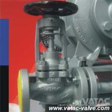 Balg Sealed Ss304 / CF8 / Ss316 / CF8m Flansch R. F / RF-Ventil