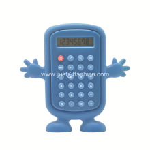 Promotional Colorful Cartoon Shaped Calculator