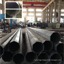 8m 9m 10m 11m 12m Height Steel Pole
