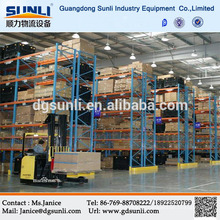Pallet ajustável vertical de armazenamento estantes