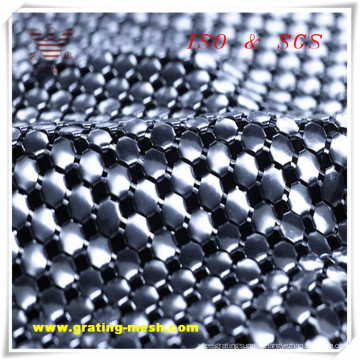 Silver Stainless Steel/ Metal Curtain Mesh with Cheap Price