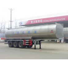 10.9m Tri-axle Milk Transport Semi-trailer