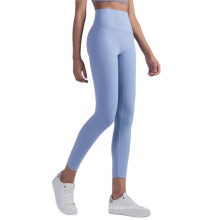 High quality wholesale Fitness girl Full Length Leggings multi Colors workout yoga pants Running Comfortable long yoga pants