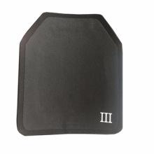 Precio barato 9 mm de carburo de silicio nivel NIJ IIIA 0101.06 placa balística