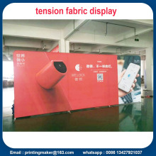 Custom Fabric Back Screen Display Banner  Printing