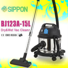 Molhado e seco para uso doméstico / Industrial Vacuum Cleaner / 1200W motor