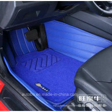 Car Floor Mat 3D with 5-Layer Leatherette