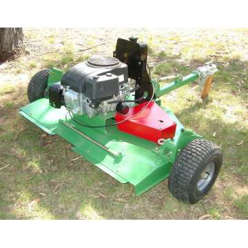 Motor a gasolina alimentado ATV cortador de acabamento