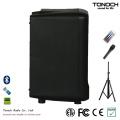 6,5 polegadas PRO Speaker Portable com bateria