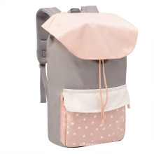 New fashion factory wholesale promotion leisure school girls backpack for travelling