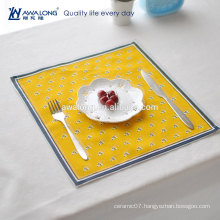 High Quality Cotton Clothe Wholesale Cheap Table Mat