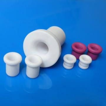 Low Friction Zirconia Alumina Ceramic Eyelet for Textile