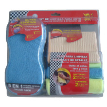 Microfiber Clean Kit