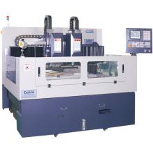 Máquina de gravura do CNC do eixo duplo para o vidro móvel na precisão (RCG1000D)