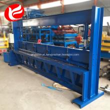 Máquina de corte de máquina de corte de aço hidráulico Cnc