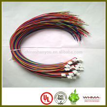 Benutzerdefinierte 3-Pin-Ausgangsleistung verzinnte Kabel