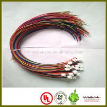 Пользовательский Выходная мощность разъем 3pin луженые кабель