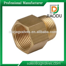 Forged Brass Female and Male Coupling