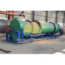 Low Fuel Consumption Chicken Manure Dryer with Good Drying Effect