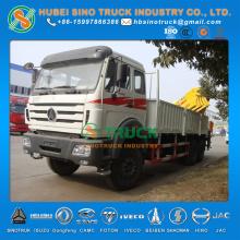 Beiben 12T Knuckle Boom Truck Mounted Crane