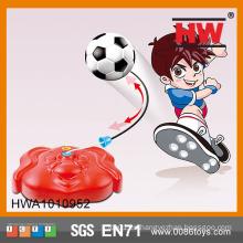 Interesante juego de pelota de juguete juguete un juego de fútbol