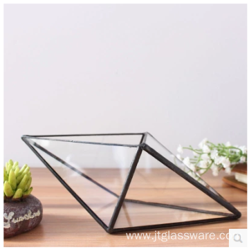 Fast Delivery for Home Decor Geometric Terrarium Wholesale Martini Glass Vases Glass Plant Terrarium supply to Namibia Suppliers