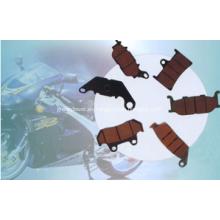 Adhesivo de la almohadilla de freno de la motocicleta