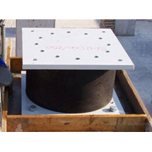 Base Isolation Bearing for Building Construction Made in China