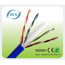 UTP Cat6 Copper Cable Prix par mètre