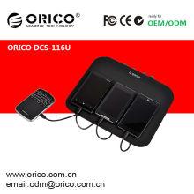 ORICO DCS-116U Carregamento USB para iPhone / iPad / celular / tablet PC / câmera digital / MP3 / MP4 e outros dispositivos