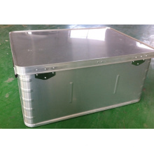 Boîte à outils en aluminium de qualité excellente