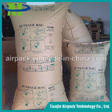 Wasserdicht und Wetproof Braun Kraftpapier Inflator Dunnage Airbag OEM