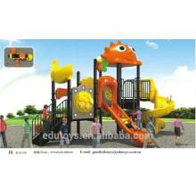B10198 Heiße Verkauf Vorschule im Freien Plastik scherzt im Freien Spielplatz