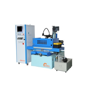 Hot sale Factory for Wire Cutting EDM Machine DK7745 Wire Cut EDM Machine supply to Guinea Factory