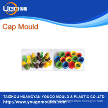 High quality 5 gallon bottle cap mould