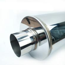 Custom Universal Straight Truck Exhaust Muffler Tip Tail Pipes