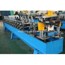 Volle automatische SPS YTSING-YD-0512 Stahl / Eisen / Galvainzed / Aluminium-Zink-Legierung Selbstklemme Platte Rollenformmaschine