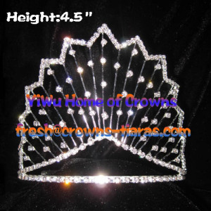 Hot selling Rhinestone Crowns Tiaras