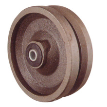 Cast Iron Rope Pulley
