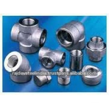 STAINLESS STEEL A 182 FORGE SCREWED FITTING 304