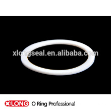 Best quality silicone flat ring gasket