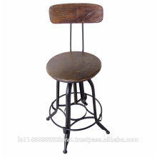 Industrial Furniture Bar Stool and Counter Chair