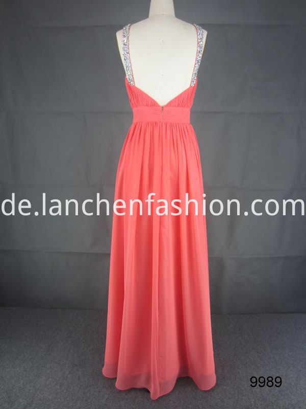 Cocktail Chiffon Dress