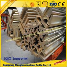 China Fábrica de extrusão de alumínio para perfil de construção industrial
