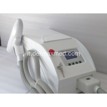 Uso clinico Q Switch ND Yag Laser
