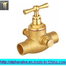 Латунный запорный клапан (a. 0152)