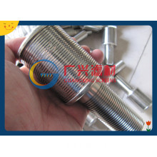 wedge wire filter nozzle strainer