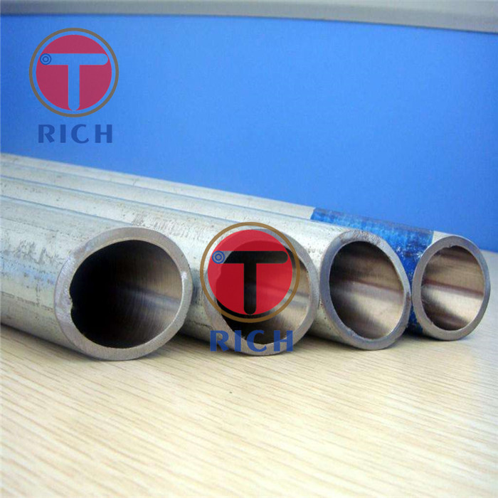 GB/T 18704 Stainless 12Cr17Mn6Ni5N Steel Clad Pipe