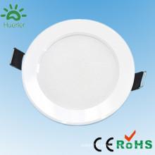 2014 nouvelle lumière intérieure 100-240v 4 pouces blanc 9w smd5730 led down light 2 ans de garantie